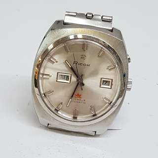 Ricoh Automatic Vintage Watch