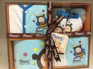 Pureen Pride N Joy Newborn Baby Gift Set
