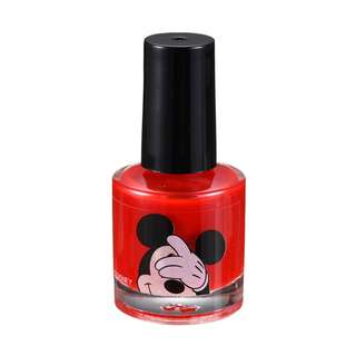 Japan Disneystore Disney Store Mickey Mouse Red Charming Nail Color
