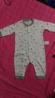 UNIQLO Baby Sleep Suit
