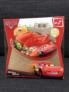 Disney Pixar Cars Small Boat/ Float