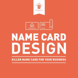 Killer Namecard For Your Business!