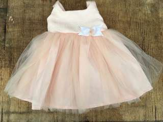 Formal dress for infant/baby fits 6mos upto 10mos
