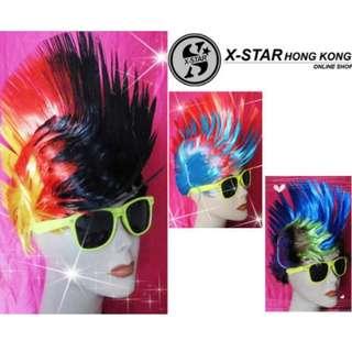 s138193 雞冠假髮 wig