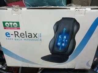OTO BODY CARE E-RELAX BACK MASSAGE MACHIME6