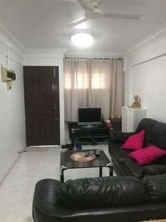 2+1 HDB Rental High Floor (no blockage)