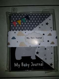 Hugme mom baby journal adventure series