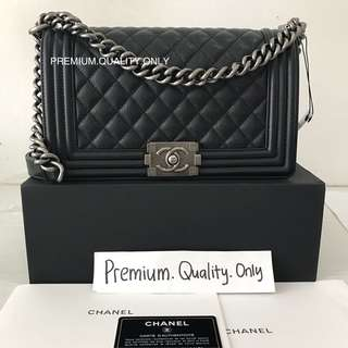 Customer's Order Chanel Le Boy 25