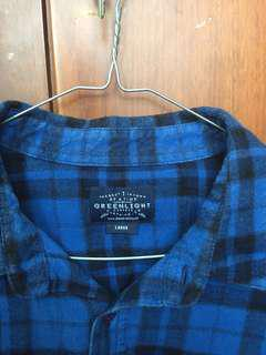 (Reprice!) Greenlight flannel shirt