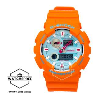 FREE DELIVERY *CASIO GENUINE* [GAX100X-4A] 100% Authentic with 1 Year Warranty! GAX-100X4A GAX-100X-4A GAX100X4A