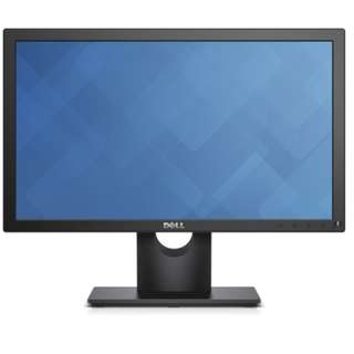 Dell 18.5 inch LED monitor, E1916H