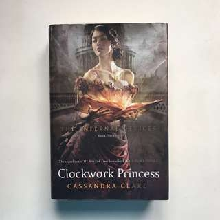 Clockwork Princess by Cassandra Clare (Hardcover)