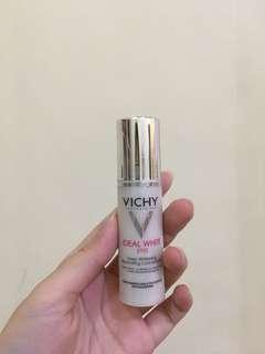 Vichy Ideal white eyecream