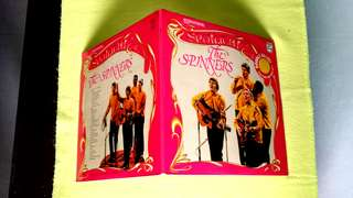 SPINNERS . spotlight on the spinners (Double Album) vinyl record