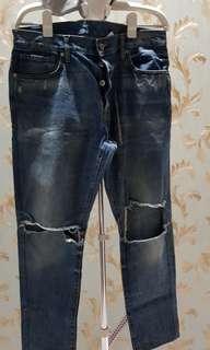 Celana Denim H&M