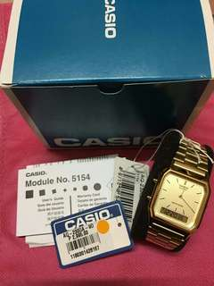 Casio authentic orig