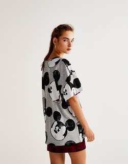 Pull and bear mickey mouse