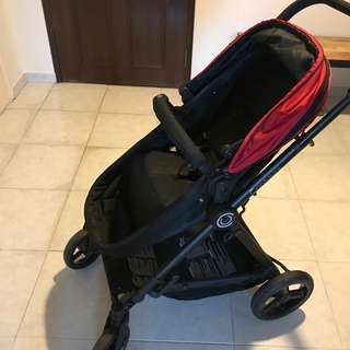 Contours Bliss 4 in 1 convertible reversible stroller