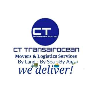 Movers, transports and logistics services
