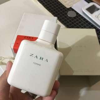 Zara femme full box