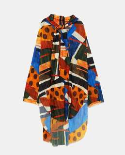 Zara Kaftan dress