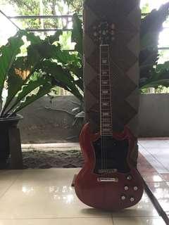 Gitar elektrik Gibson SG Custom Indo