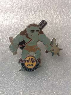 Hard Rock Cafe Pins - INDIANAPOLIS HOT 2013 GAMING GEN CON PIN!