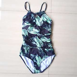 Green Swimsuit (Bikini/Baju Renang/Swimwear)
