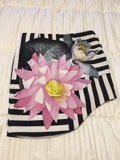 Florals skirt