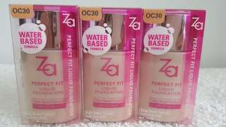 BN ZA Perfect Fit Liquid Foundation 30ml OC30