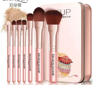 🚚 Make Up Brush Set