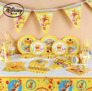 Winnie the Pooh party decoration