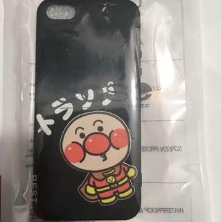 iPhone5/5s/SE case 麵包超人 電話殼