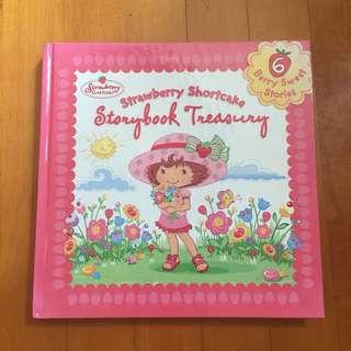 Children's book (Strawberry Shortcake)