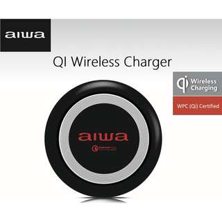 Aiwa Wireless Charging Pad
