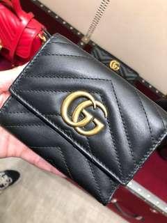 (6月21-26 倫敦代購) Gucci wallet 銀包 仲有其他色「6月26晚上11:59pm截單」