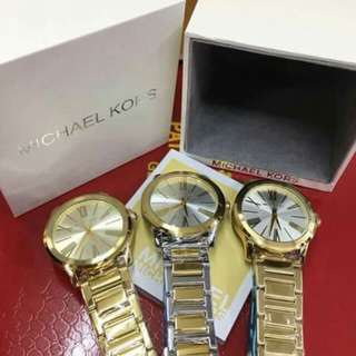 Mk Watch for sale now ! Pre order