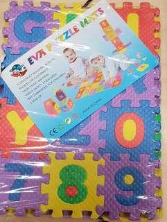 Mini Eva Puzzle Mat