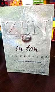 ZEN In TEN - Easy Lessons for Spiritual Growth