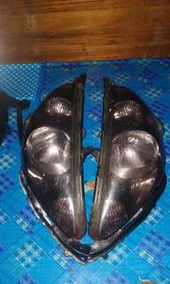 Headlamp / Lampu Jazz GD Standard