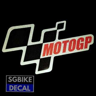 MotoGP Reflective