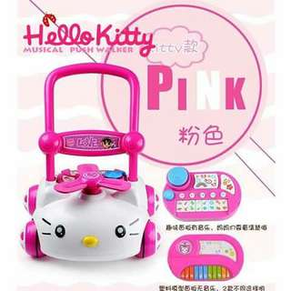 Hello Kitty Push Walker