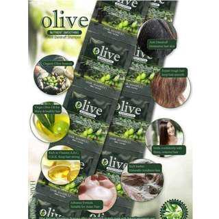 Olive Shampoo
