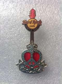 Hard Rock Cafe Pins - MYRTLE BEACH HOT 2013 VERTICAL SPIRIT GUITAR PIN!