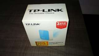TP-Link 150mbps wireless N Nani router