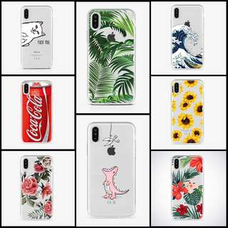 Iphone rubber cases for iPhone 5-X