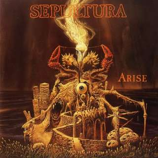 Sepultura – Arise CD