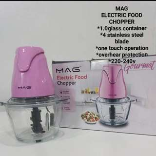 Mag Electric Food Chopper