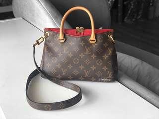 Authentic Louis Vuitton Monogram Pallas BB LV