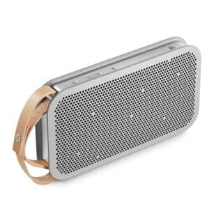 [IN-STOCK] B&O PLAY A2 + LEATHER STRAP in Natural